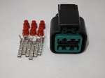 6-Way Female Injector Resistor Connector